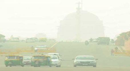 દિલ્હીમાં પ્રદૂષણની ભયાનક સ્થિતિ સંદર્ભે એનજીટીની લાલ આંખ, ઔદ્યોગિક પ્રવૃતિઓ પર લગાવી રોક