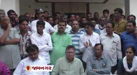 કોંગ્રેસે જામનગર ગ્રામ્ય બેઠક પર આયાતી ઉમેદવારને ટીકિટ આપતાં કાર્યકર્તાઓમાં રોષ