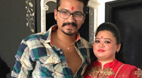 લગ્ન પહેલાં ભારતી અને હર્ષે રાખી 'માતા કી ચૌકી', જુઓ તસવીરો