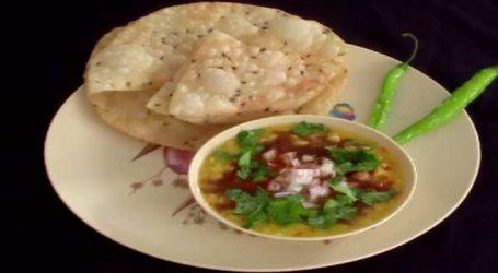 Food Court : દાલ પકવાન- વેજ કઢી (08-11-17)