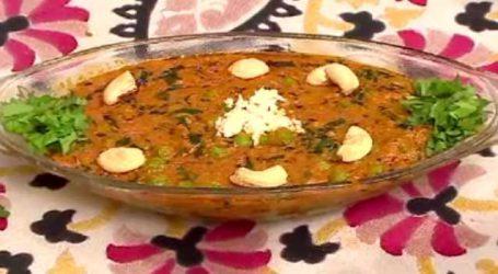 Food Court : મેથી મટર મલાઇ – ઇટાલિયન સેન્ડવીચ (07-11-17)