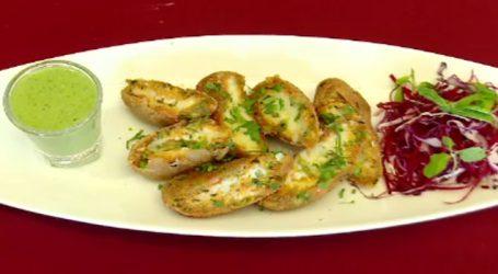 Food Court : ચોકલેટ પાણીપુરી મિલ્ક શેક શોટ્સ-આલુ વેજિટેબલ ચીઝ ચાપ (14-11-17)