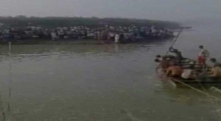 બિહારના વૈશાલીમાં ગંગા નદીમાં ડૂબી જતા 12 લોકોના મોત, બચાવ કામગીરી શરૂ કરાઇ