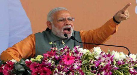કોંગ્રેસે ડ્રગ્સ માફિયા, ટ્રાન્સફર માફિયાઓની સુરક્ષા કરી : હિમાચલમાં PM મોદી