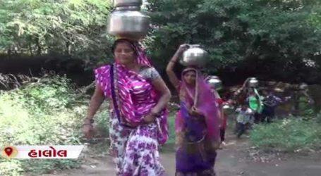 પંચમહાલ : પીંગળી ગામે દલિતો સાથે અન્યાય, નર્મદા યોજનાનું પાણી આપવામાં ભેદભાવ