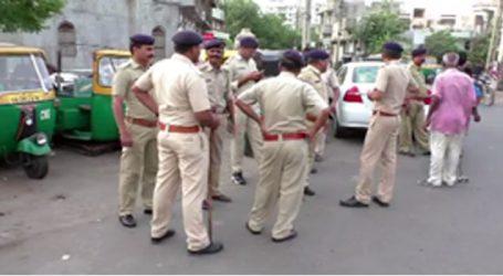 ઓઢવ વિસ્તારમાં પોલીસના ત્રાસથી મહિલાએ આપઘાત કરવાનો પ્રયાસ કર્યો