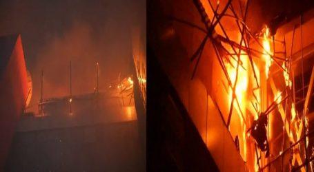 મુંબઈ કમલા મિલ કમ્પાઉન્ડમાં લાગી ભીષણ આગ, 15 લોકોના મોત