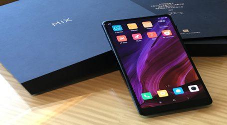 OMG! Xiaomi Mi Mix 2મળી રહ્યો છે આટલી સસ્તી કિંમતે, જાણો ઓફર