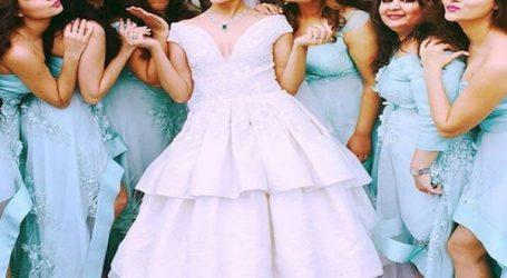 Exclusive Video : સુરવીન ચાવલાના Dream Weddingનો વિડિયો થયો વાયરલ