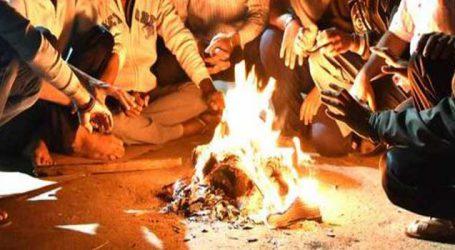 રાજ્યભરમાં ઠંડીનો માહોલ, ધ્રુજાવી દેતી ટાઢનો લોકોએ કર્યો અનુભવ