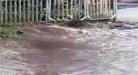 વડોદરાના માંજલપુરમાં પાણીની લાઇન તૂટી જતા માર્ગો ઉ૫ર જળબંબાકાર