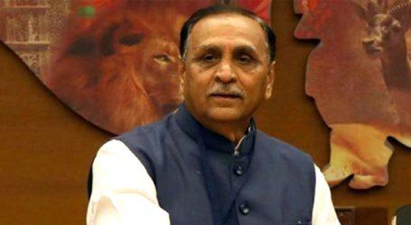 ગુજરાતના મુખ્યમંત્રી તરીકે વિજય રૂપાણી આજે ચાર્જ સંભાળશે