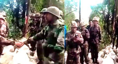 અરૂણાચલ સરહદે 1 KM ઘુસણખોરી : ભારત-ચીની સૈનિકો આમને-સામને