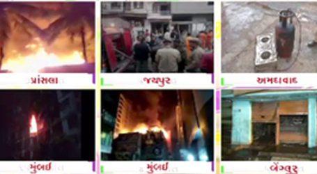 15 દિવસ, 6 બનાવ, 36 લોકો થઇ ગયા ભડથુ : જુઓ આગની પાંચ મોટી ઘટના…