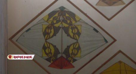 દેશના પ્રથમ અને દુનિયાના બીજા પતંગ મ્યુઝીયમમાં 200થી વધુ કલાત્મક પતંગોનો સંગ્રહ