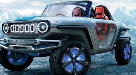 મારૂતિ રજૂ કરશે પોતાની પહેલી ઇલેક્ટ્રિક SUV કાર