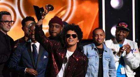 Grammy Awards 2018 : બ્રુનો માર્સનું આ ગીત બન્યુ 'સોંગ ઓફ ધ ઇયર' – Photos