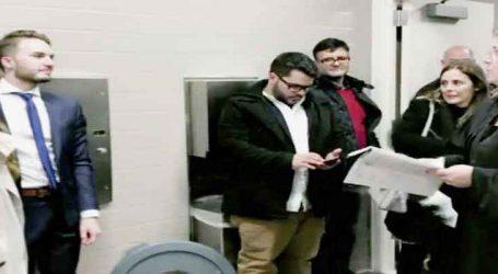 OMG ! વર-વધુએ કોર્ટના Toiletમાં કર્યા લગ્ન!