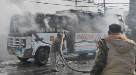 ઉત્તરપ્રદેશના કાસગંજમાં હિંસા ભડકી, 144 લાગૂ-મુખ્ય માર્ગો બંધ કરાયા