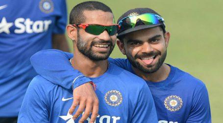 INDvsSA : ટીમ ઇન્ડિયાના 'ગબ્બર' તો ફીટ થયા, પરંતુ આ ખેલાડીએ વધારી કોહલીની મુશ્કેલી
