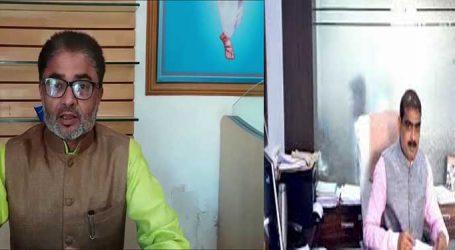ગાંધીનગરમાં ટ્રાફિક ચેકિંગ : કોંગ્રેસના બે ધારાસભ્યો પણ દંડાયા