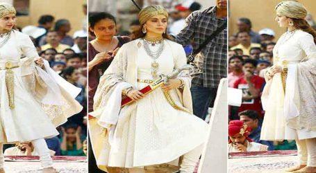 હવે કંગનાની ફિલ્મ 'મણિકર્ણિકા'ના વિરોધમાં ઉતરી કરણી સેના