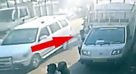રોકડ રકમ ભરેલી બેગ ઉઠાવી ગઠીયો થઇ ગયો ફરાર : ઘટના CCTV કેમેરામાં કેદ
