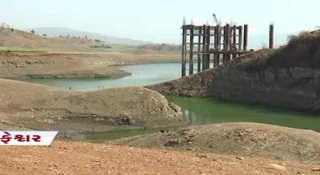 છોટા ઉદેપુર : પાણીની સમસ્યા માટે બનાવેલી હાફેશ્વર જૂથ પાણી પુરવઠા યોજના અદ્ધરતાલ