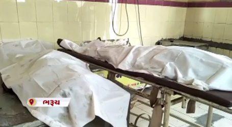 ભરૂચ: પાનોલી GIDCમાં ગેસની અસર થતાં 2 કામદારોના મોત