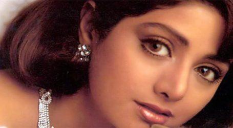 આજે સાંજ સુધીમાં શ્રીદેવીનો મૃતદેહ મુંબઇ લવાશે : બોની કપુરની પૂછપરછ
