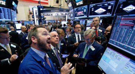 અમેરિકી બજારમાં પોઝીટીવ ક્લોઝીંગ : ડાઉજોન્સ ઉછાળા સાથે 24912 પર બંધ