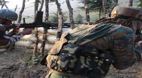 કાશ્મીર: ઉરી સેક્ટરમાં પાકિસ્તાન સૈન્ય દ્વારા ભારતીય સેનાની ચોકીઓ પર ફાયરિંગ