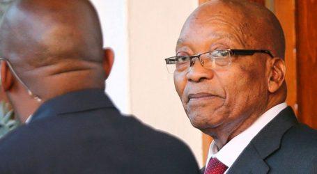 દક્ષિણ આફ્રિકાના જૈકબ જુમાએ રાષ્ટ્રપતિ પદેથી આપ્યું રાજીનામું