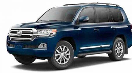 Auto Expo 2018 : Toyotaએ લોન્ચ કરી ઑલ ન્યૂ લેન્ડ ક્રૂઝર
