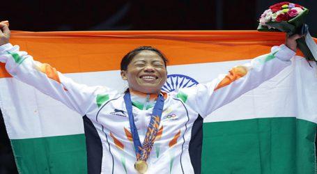ઇન્ડિયન ઓપન બોક્સિંગમાં મેરિકોમે જીત્યો સુવર્ણ ચંદ્રક