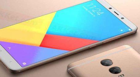 iPhone X જેવા કેમેરા સાથે ભારતમાં લૉન્ચ થયો Redmi Note 5 Pro