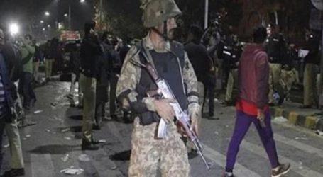 પાકિસ્તાનમાં આત્મઘાતી હુમલો, 11 જવાનના મોત, 13 ઈજાગ્રસ્ત