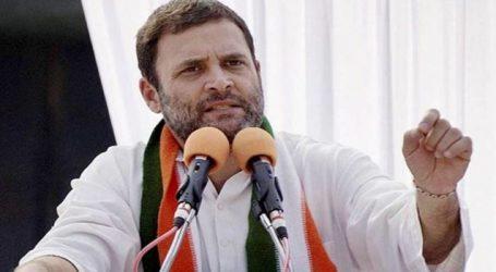 કર્ણાટકના BJP નેતાએ રાહુલ ગાંધીને ગણાવ્યા બાળક, જુઓ આગળ શું કહ્યું