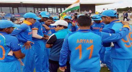 અંડર-19 વર્લ્ડકપમાં ભારતનો ઐતિહાસિક વિજય, ફાઇનલમાં ઓસ્ટ્રેલિયાને 8 વિકેટે હરાવ્યું