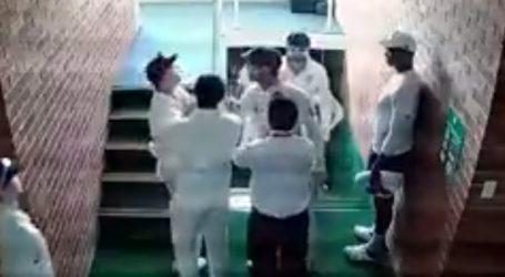 ક્રિકેટર વોર્નર અને ડી કોક વચ્ચે થઇ મારામારી : CCTV નો વિડિયો વાયરલ