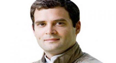 રાહુલ ગાંધીએ બદલ્યું Twitter હેન્ડલનું નામ, હવે પોતાના નામે જ કરશે Tweet