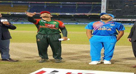 નિદાહાસ ટ્રોફીઃ આજે ભારત-બાંગ્લાદેશ વચ્ચે ફાઇનલ