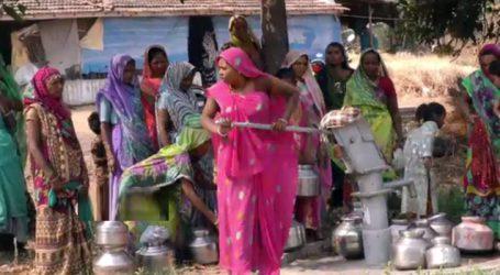 પંચમહાલના શહેરમાં પીવાના પાણીની સમસ્યા : વલખા મારતા લોકો