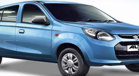 Maruti Suzuki ની Altoનો દબદબો યથાવત, વેચાણનો આંક 35 લાખને પાર