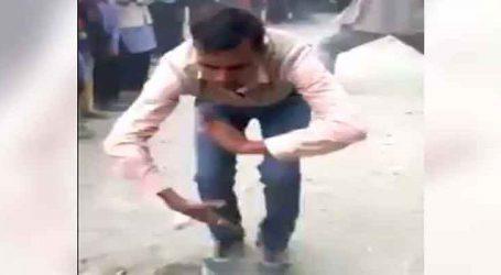 Viral Video : આ યુવકનો Funny ડાન્સ જોતા જ હંસી-હંસીને થઇ જશો લોટપોટ