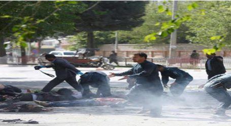 અફઘાનિસ્તાન : 7 પત્રકારો સહિત 40નાં મોત, કાબુલ અને કંદહારમાં બોમ્બબ્લાસ્ટ