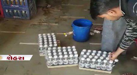 પંચમહાલ: શહેરામાં ફૂડ એન્ડ ડ્રગ્સ વિભાગના દરોડાથી વેપારીઓમાં ફફડાટ
