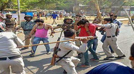 ભારતબંધ હિંસા મામલે પોલીસ દ્વારા ધરપકડની કાર્યવાહી
