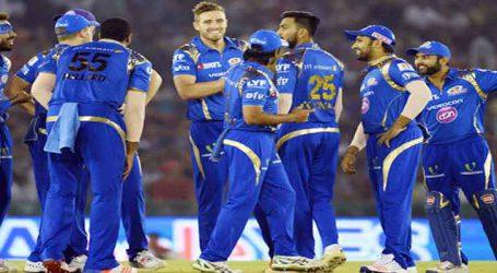 IPL 2018 : મુંબઇ ઇન્ડિયન્સને ઝાટકો, દિગ્ગજ ખેલાડી આખી ટૂર્નામેન્ટ માટે થયો બહાર