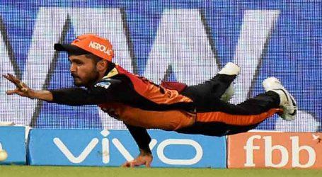 IPL 2018 : મનીષ પાંડેનો આ કેચ જોઇને તમે પણ કહેશો 'What a catch!'